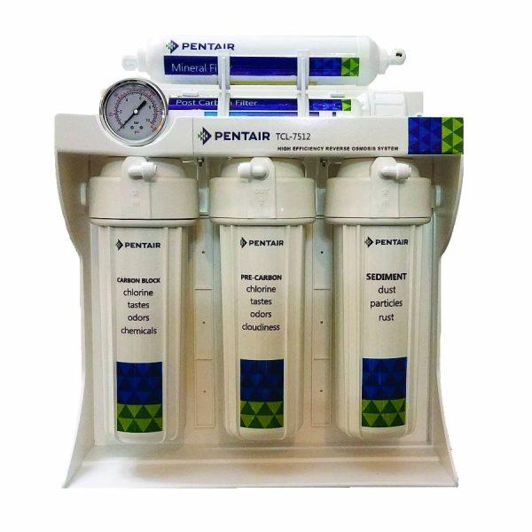 دستگاه تصفیه کننده آب پنتیر مدل TLC-7518w