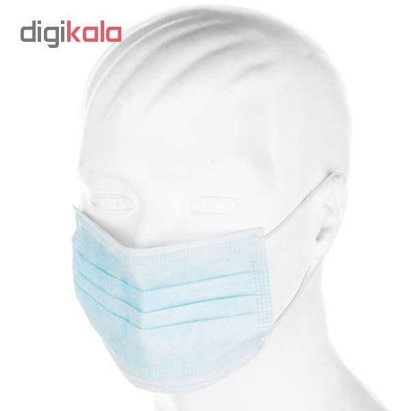 ماسک تنفسی کد 2925 بسته 50 عددی main 1 1