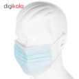 ماسک تنفسی کد 2925 بسته 50 عددی thumb 1
