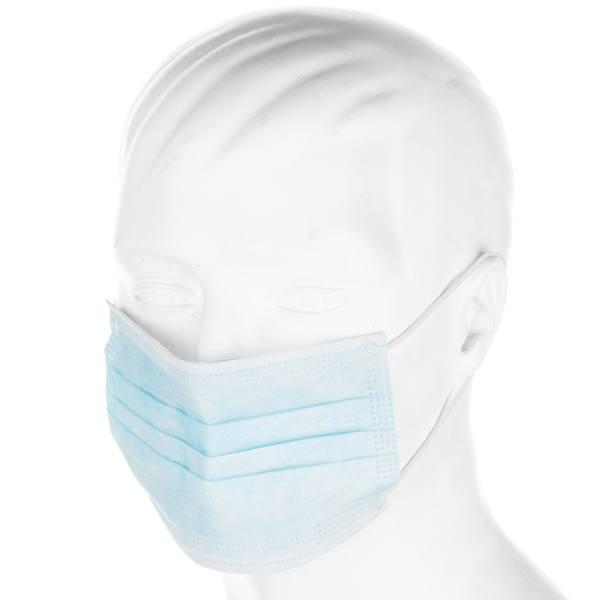 خرید                     ماسک تنفسی کد 2765 بسته 20 عددی