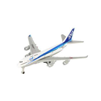 هواپیما طرح بویینگ 747با لوگوی آنا