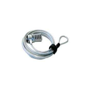 قفل کابلی مناسب لپ تاپ و وسایل الکتریکی مدل GH 2