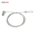 قفل کابلی مناسب لپ تاپ و وسایل الکتریکی مدل GH 2 thumb 1
