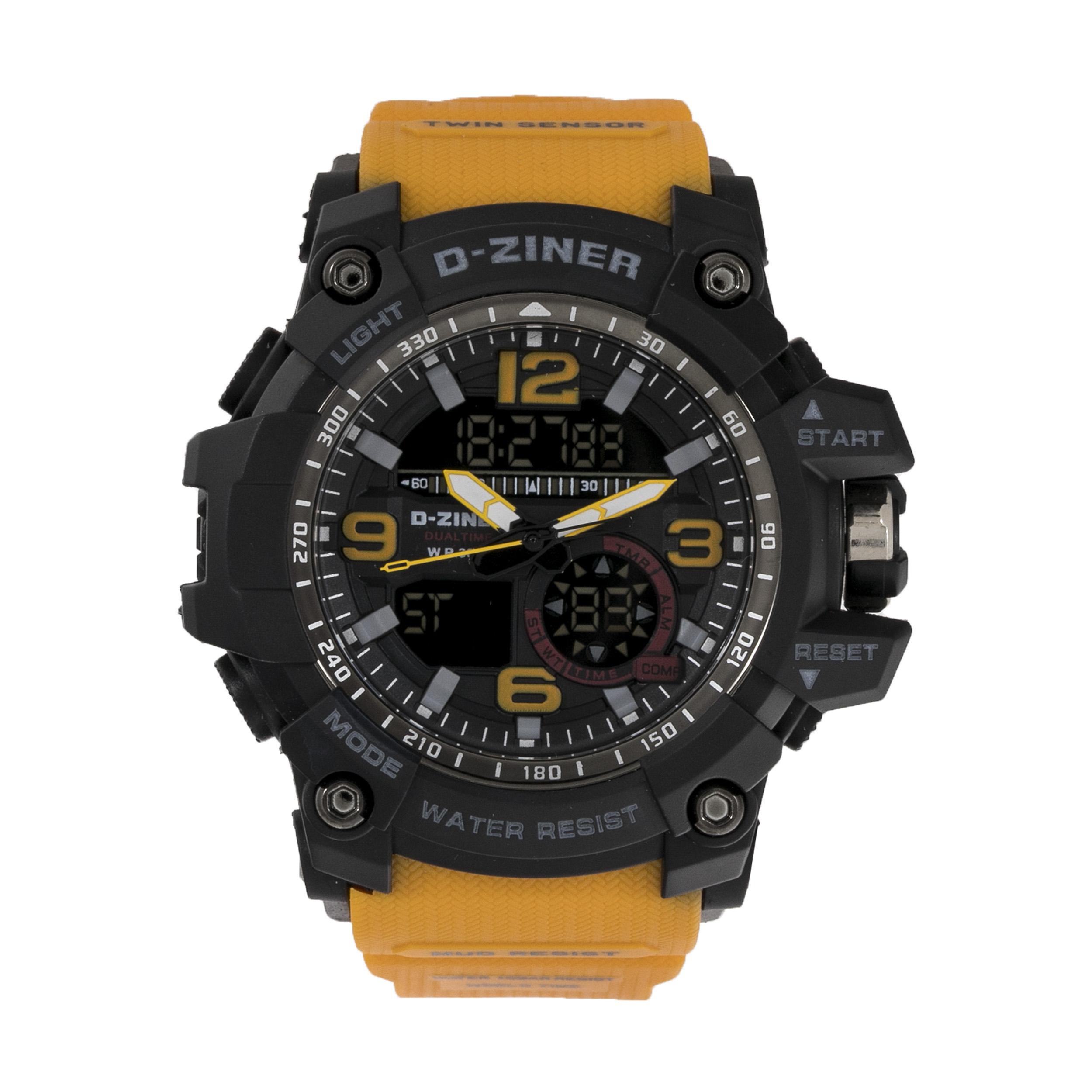 ساعت مچی عقربه ای مردانه دیزاینر مدل D-Z7015 44