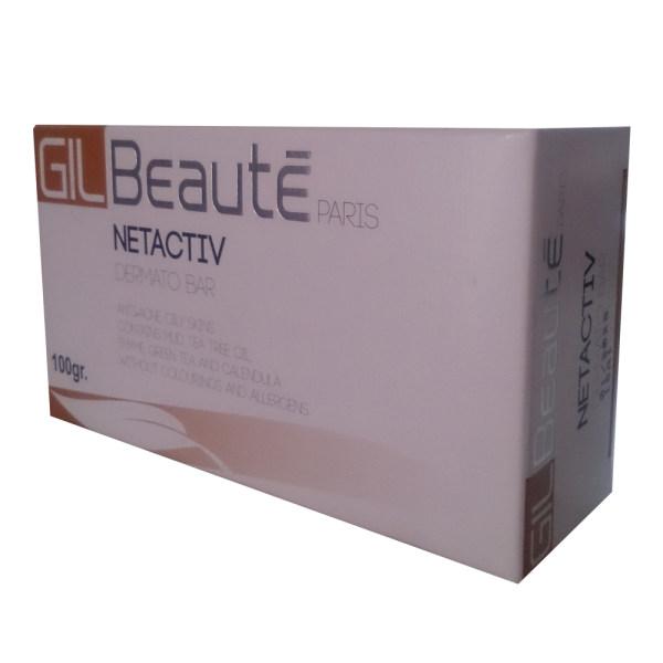 قیمت پن ضد جوش ژیل بوته مدل NETACTIV وزن 100 گرم