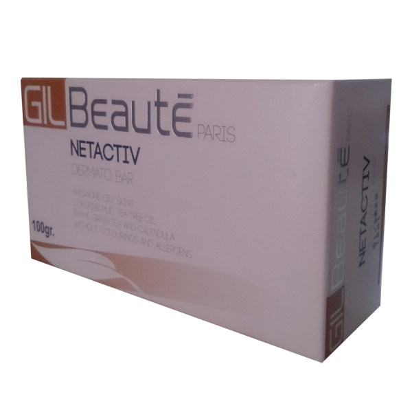 پن ضد جوش ژیل بوته مدل NETACTIV وزن 100 گرم