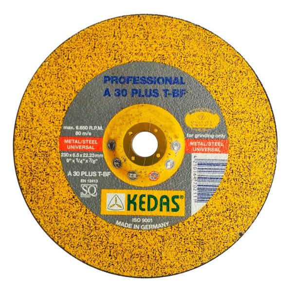 مجموعه 10 عددی صفحه سنگ ساب کداس آلمان مدل KD-00199