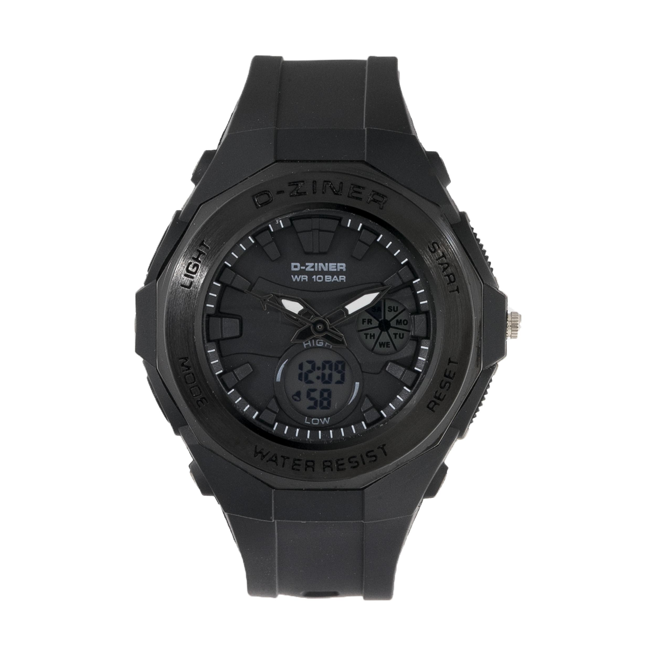 ساعت مچی عقربه ای دیزاینر مدل D-Z7023 52