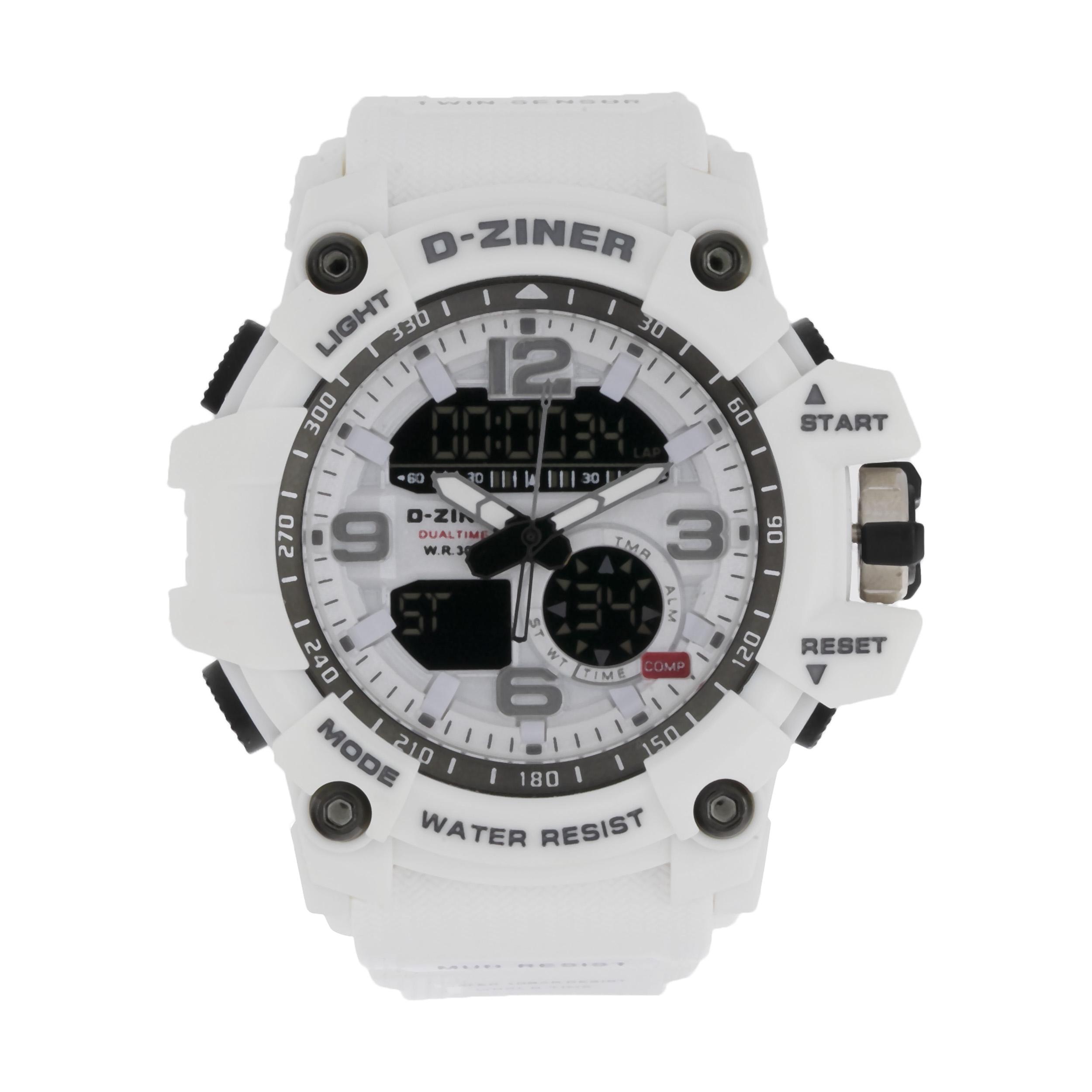 ساعت مچی عقربه ای مردانه دیزاینر مدل D-Z7053