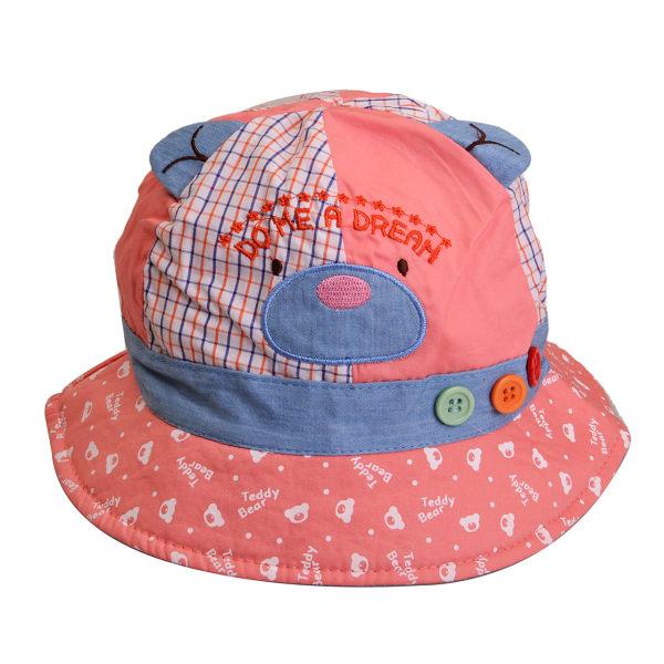 کلاه دخترانه مدل Bear-3