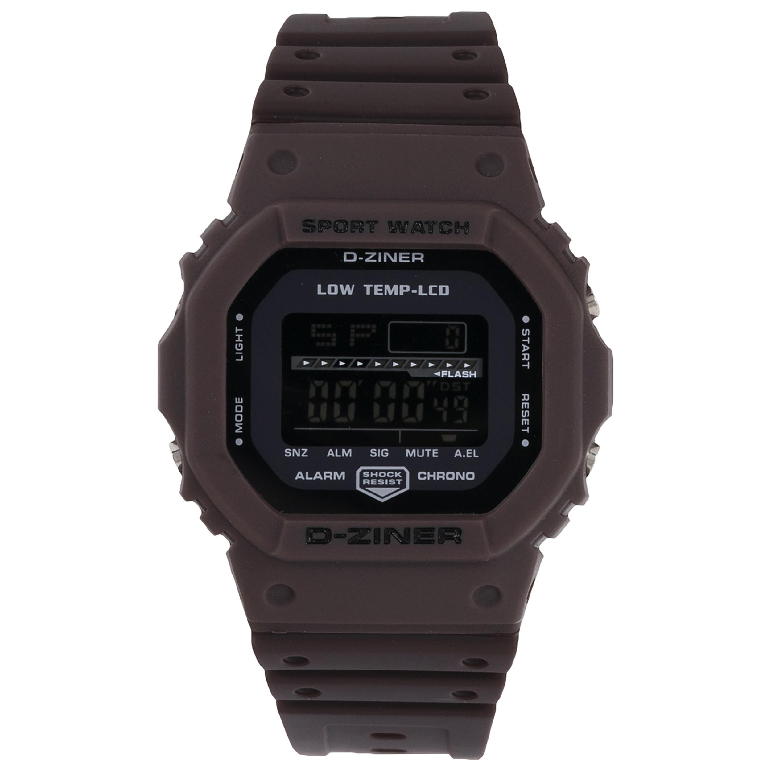ساعت مچی دیجیتال دیزاینر مدل D-Z7021 16