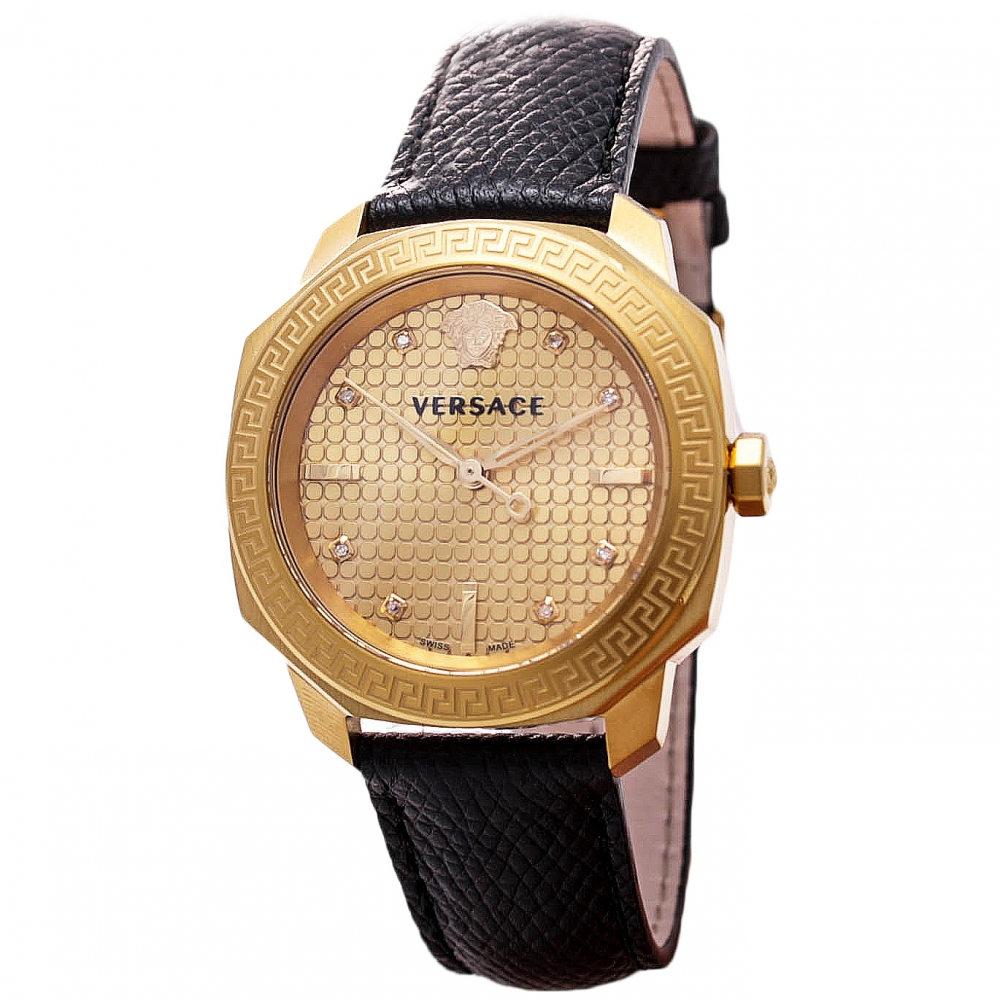 خرید ساعت مچی عقربه ای زنانه ورساچه مدل VQD030015