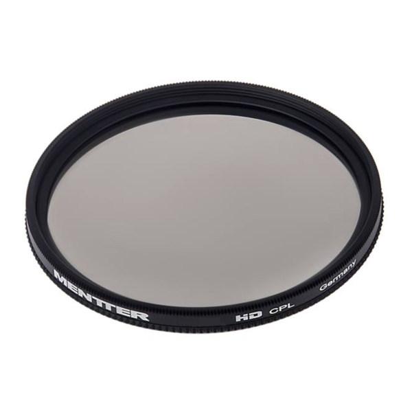 فیلتر لنز منتر مدل HD CPL 55mm