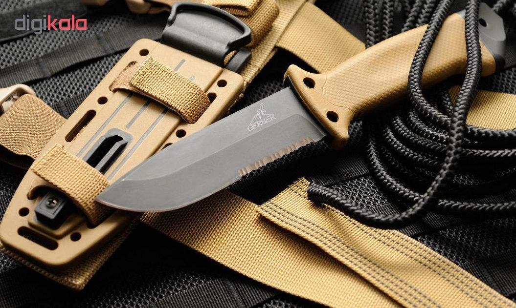 چاقوی سفری گربر مدل lmf2  thumb 5