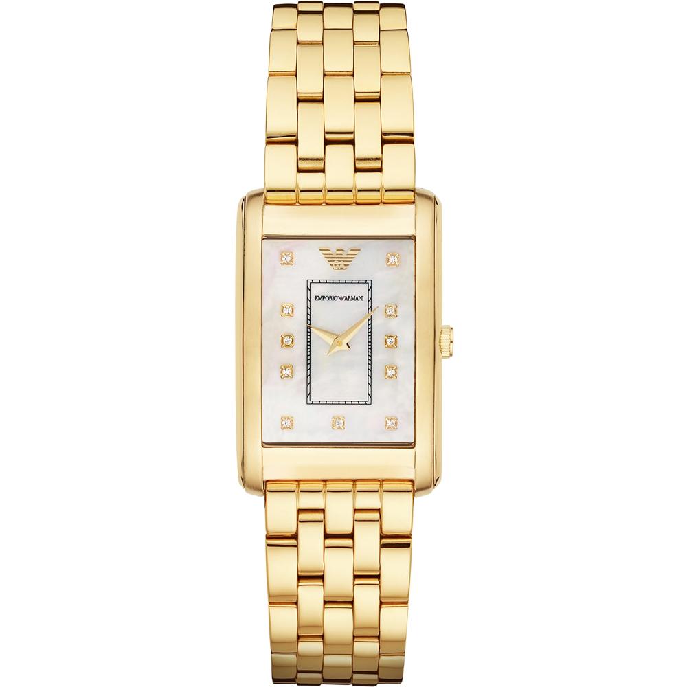 ساعت مچی عقربه ای زنانه امپریو آرمانی مدل AR1904