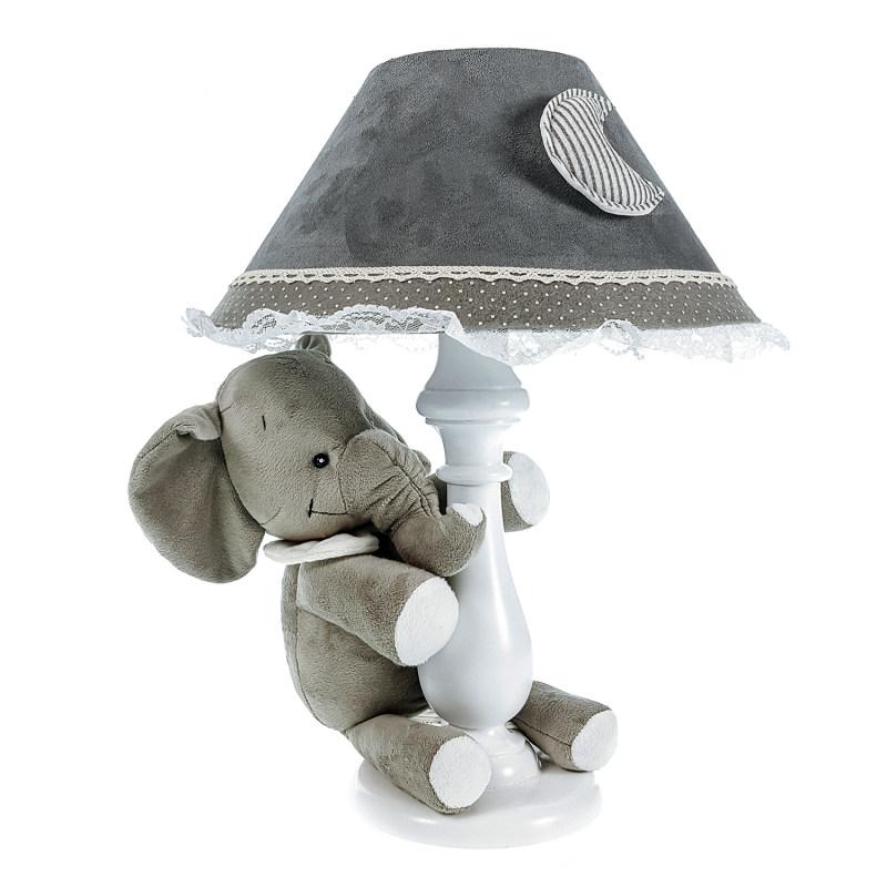 آباژور اتاق کودک طرح فیل