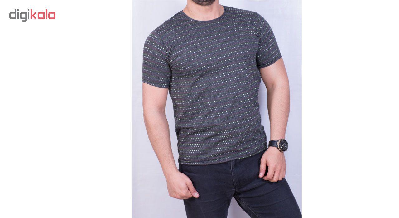 تیشرت مردانه سیمپل ورز مدل RINGER