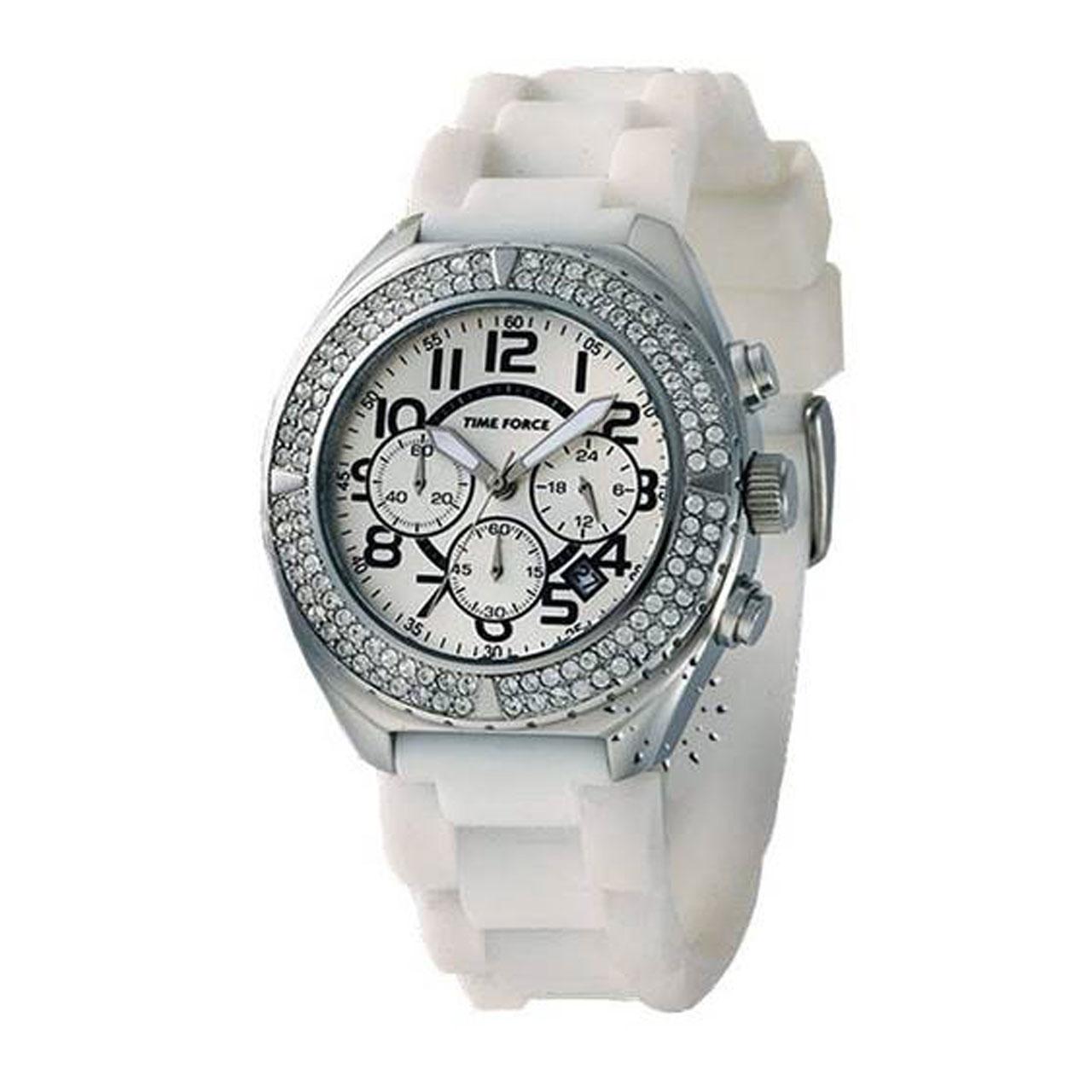 ساعت مچی عقربه ای زنانه تایم فورس مدل TF3033L02