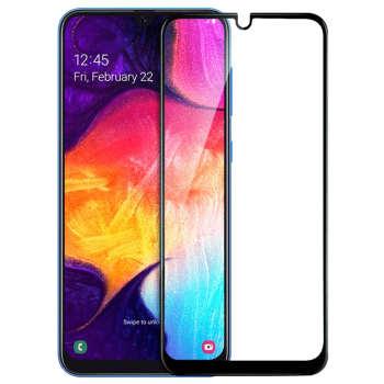 محافظ صفحه نمایش مدل F-01 مناسب برای گوشی موبایل سامسونگ Galaxy A50