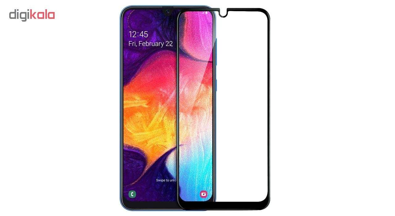 محافظ صفحه نمایش مدل F-01 مناسب برای گوشی موبایل سامسونگ Galaxy A50 main 1 1