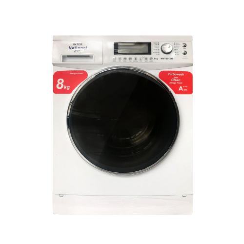 ماشین لباسشویی اینترنشنال آنیل مدل MWT-801240 ظرفیت 8 کیلوگرم