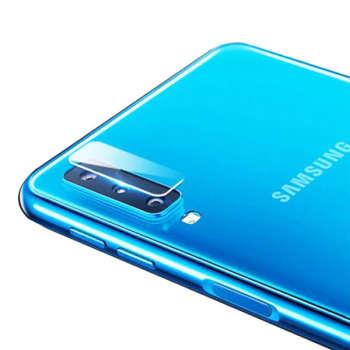 محافظ لنز دوربین مدل TPD-11 مناسب برای گوشی موبایل سامسونگ Galaxy A7 2018