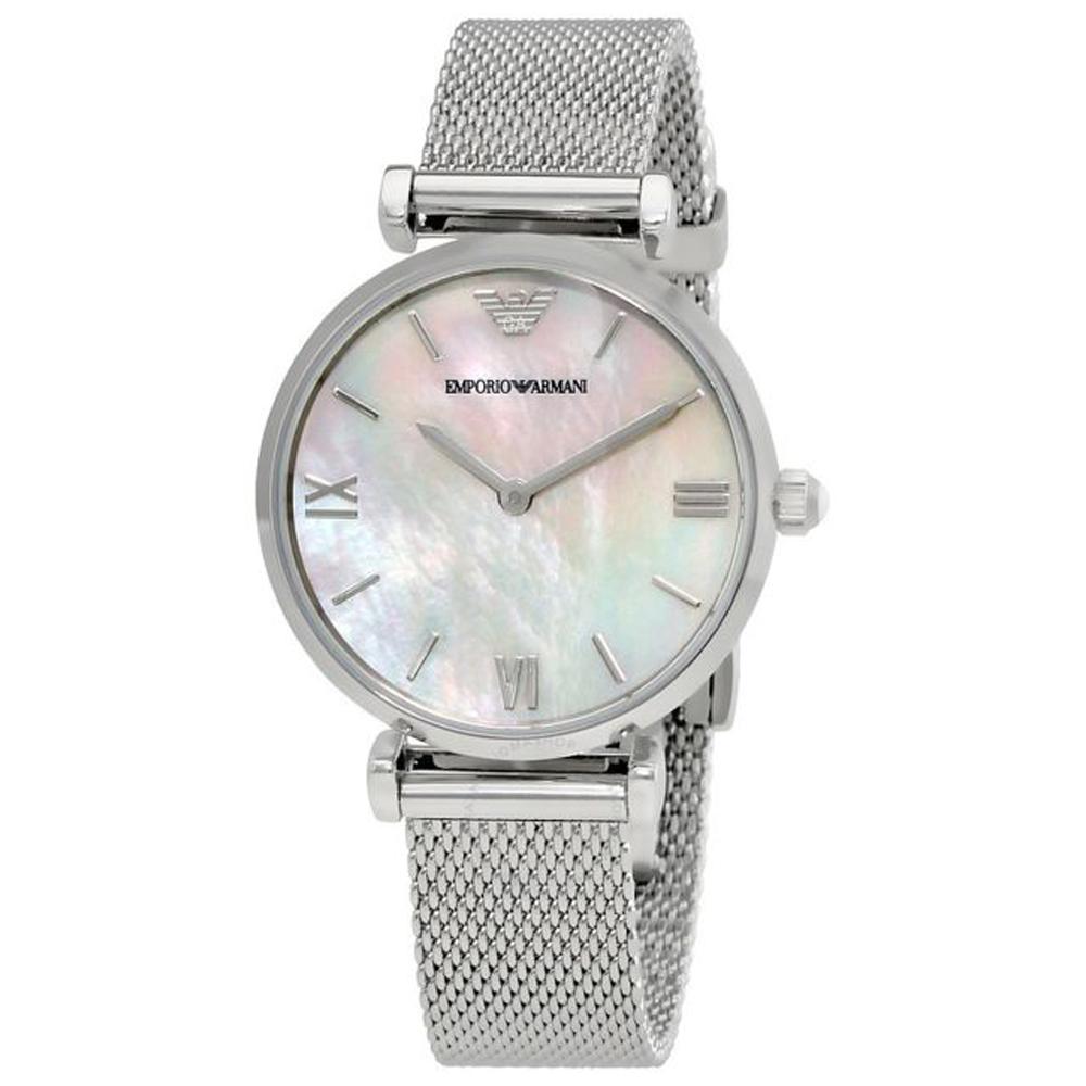 ساعت مچی عقربه ای زنانه امپریو آرمانی مدل AR1955