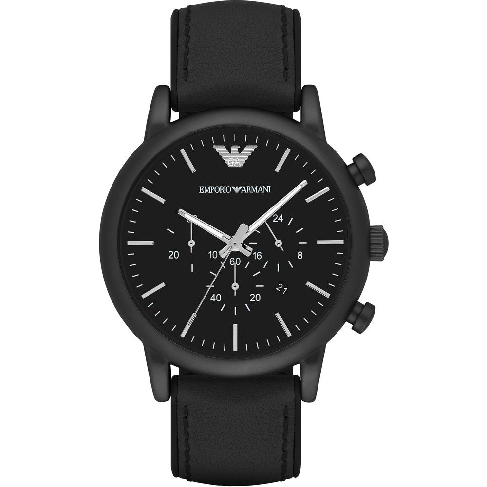 ساعت مچی عقربه ای مردانه امپریو آرمانی مدل AR1970
