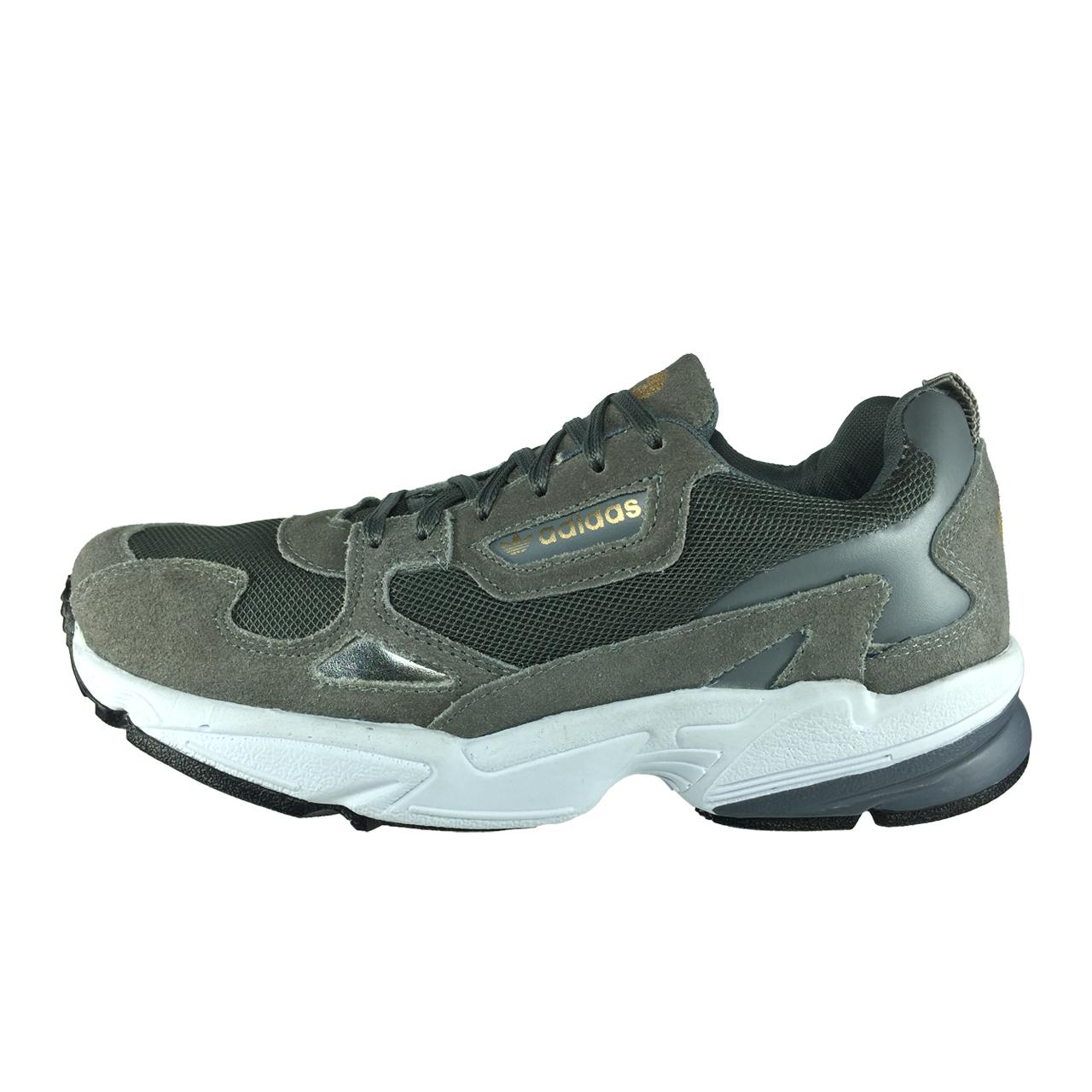 کفش مخصوص پیاده روی مردانه مدل B418 رنگ طوسی