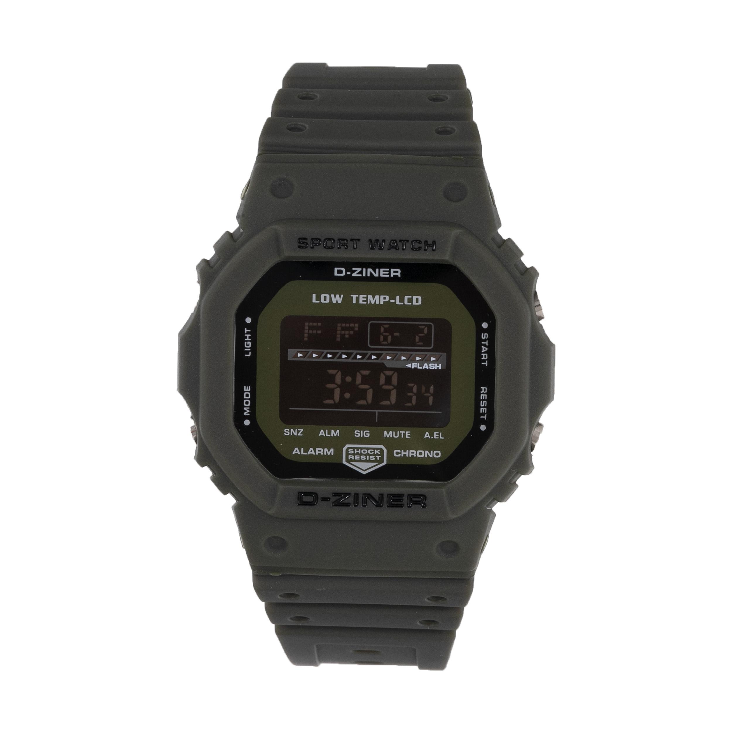 ساعت مچی دیجیتال دیزاینر مدل D-Z7046 18