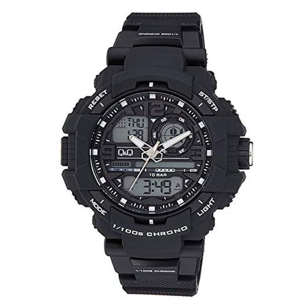 ساعت مچی دیجیتال مردانه کیو اند کیو مدل GW86J001Y