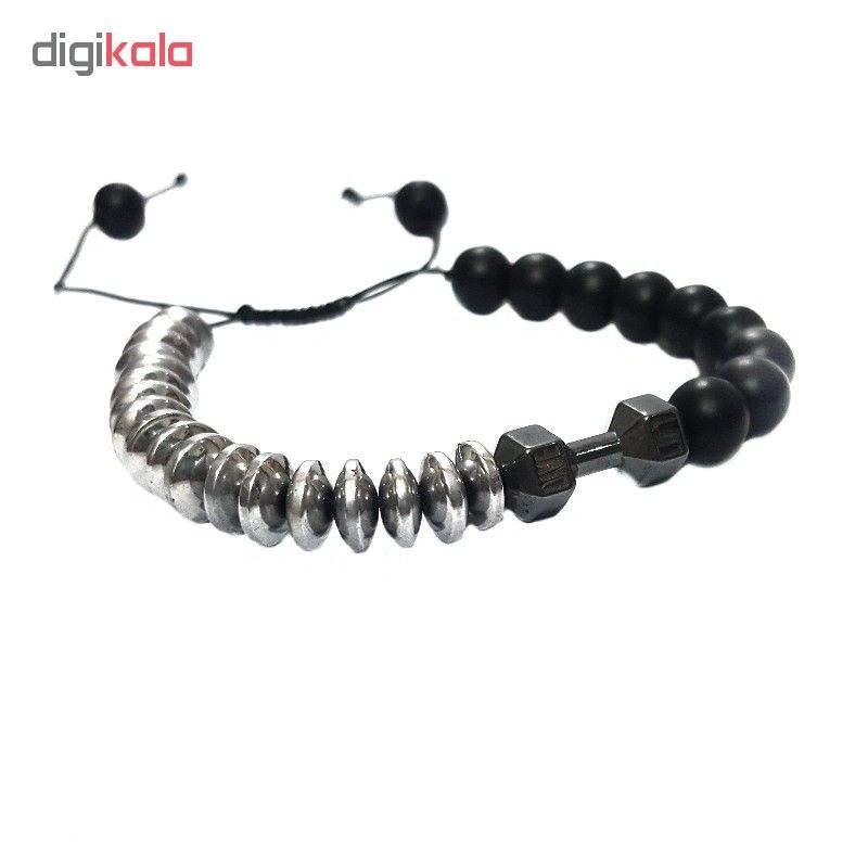دستبند مردانه گالری کلبه مدل KG021 thumb 1