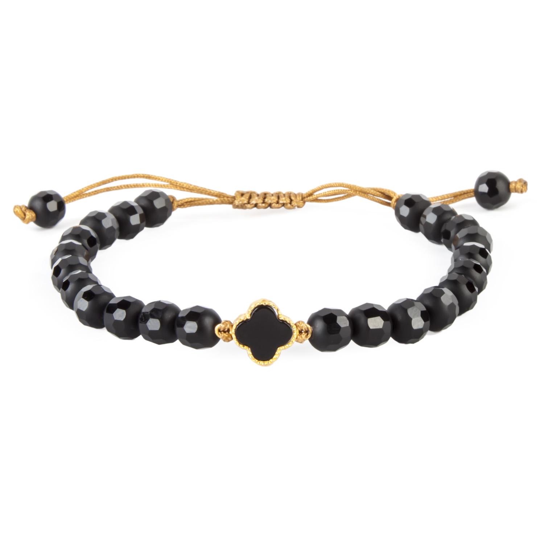 قیمت دستبند طلا 18 عیار زنانه ریسه گالری مدل Ri3-A1115-Gold