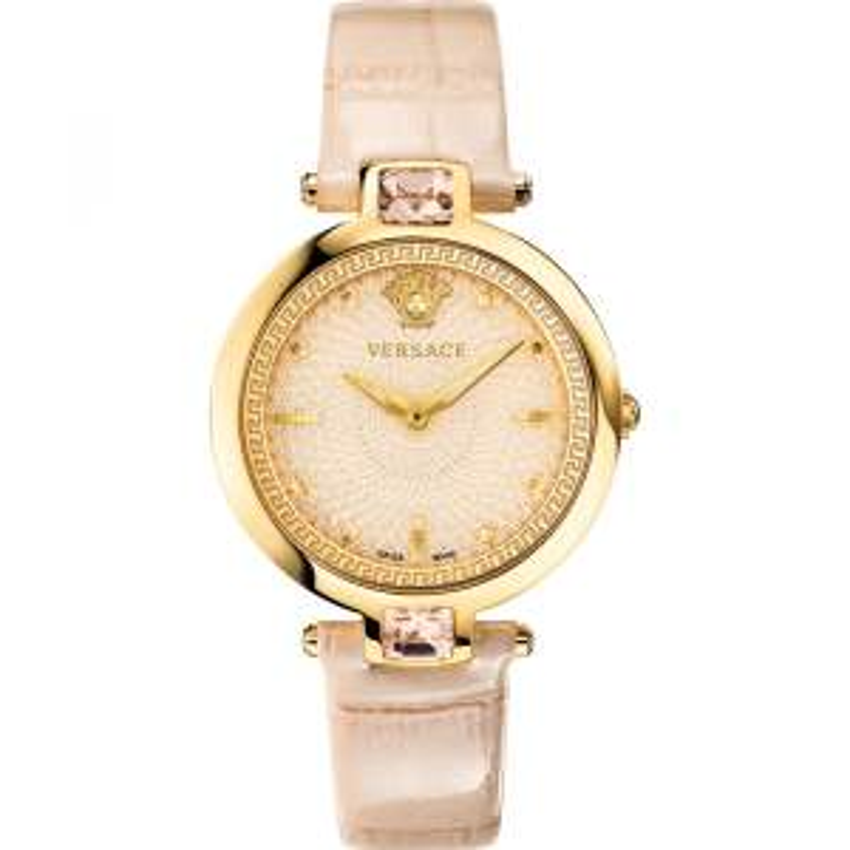 خرید ساعت مچی عقربه ای زنانه ورساچه مدل VAN050016
