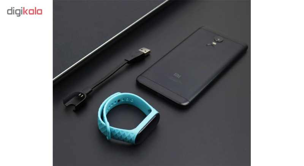 کابل USB مدل KS123 مناسب برای مچ بند هوشمند شیائومی Mi Band 3 main 1 10
