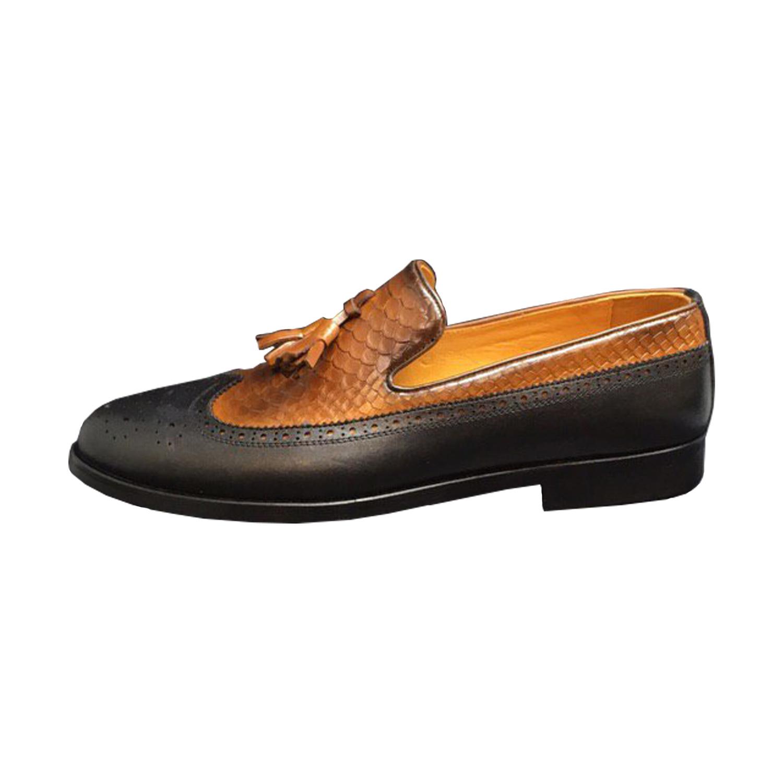 کفش مردانه مدل سناتور کد P2