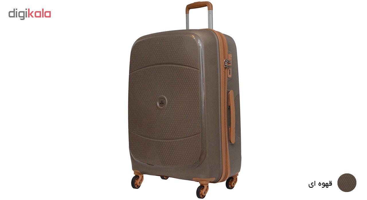 چمدان اسکن مدل PQ002 - 28