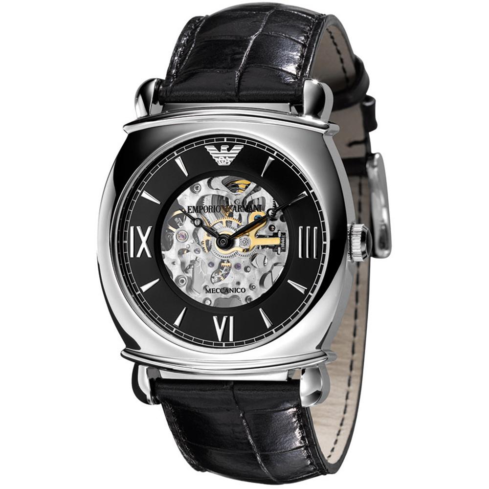 ساعت مچی عقربه ای مردانه امپریو آرمانی مدل AR4633 29