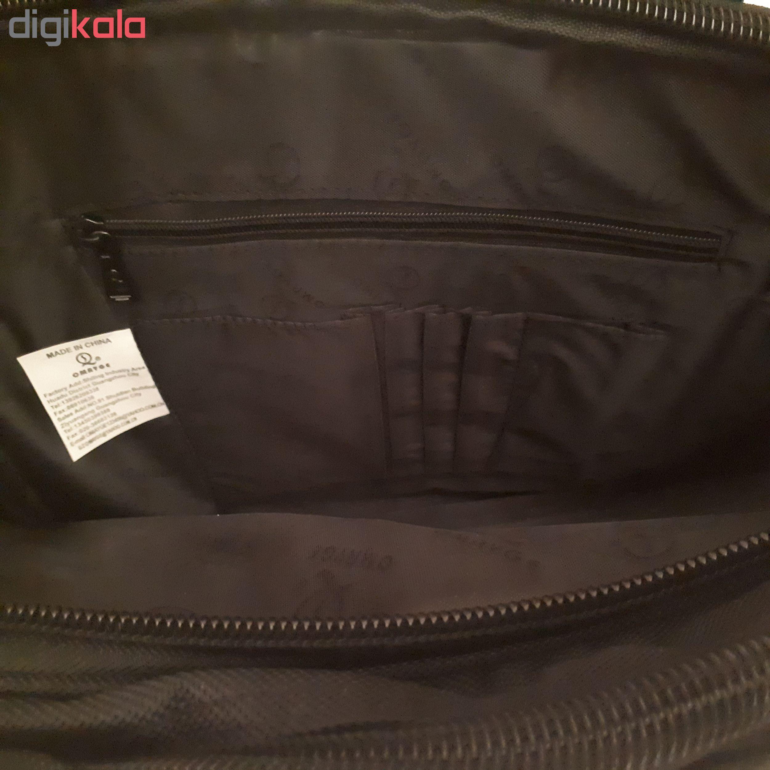 کیف لپ تاپ اومیج مدل SA101 مناسب برای لپ تاپ 15.6 اینچی