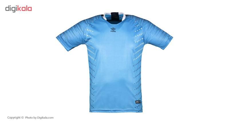 ست تی شرت و شلوارک مردانه پانیل مدل PA1104BS