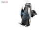 پایه نگهدارنده و شارژر بی سیم گوشی موبایل مدل S5 thumb 4
