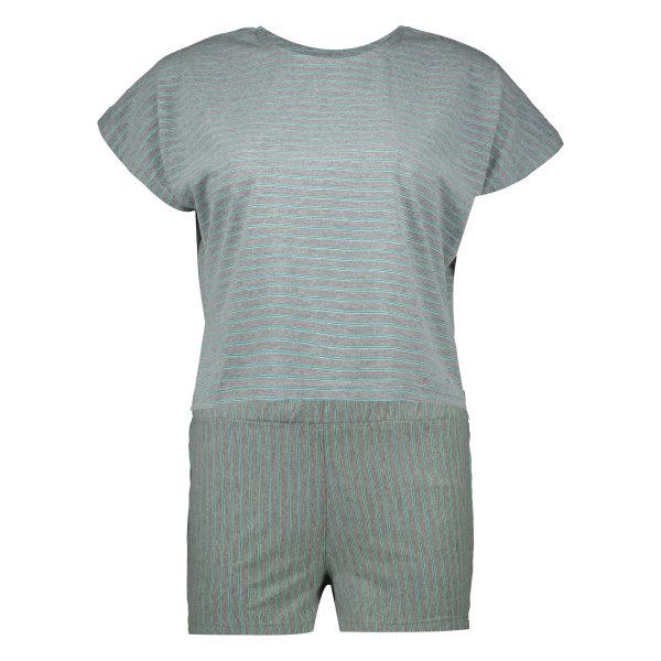 ست تی شرت و شلوارک زنانه گارودی مدل 1003214011-41