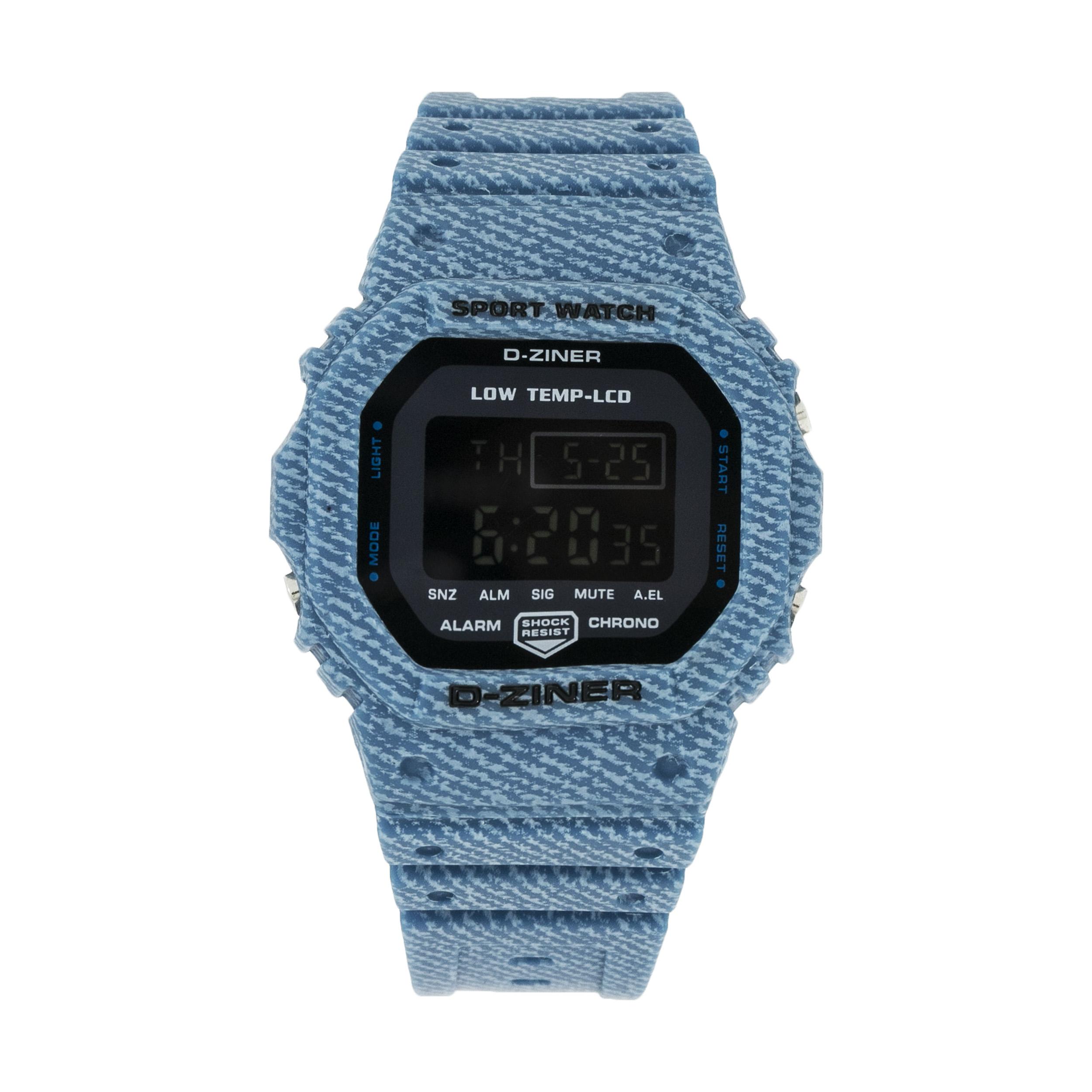 ساعت مچی دیجیتال دیزاینر مدل D-Z7030 43