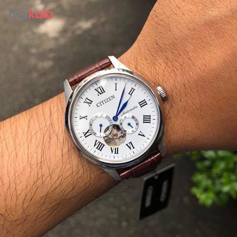 خرید ساعت مچی عقربه ای مردانه سیتی زن مدل NP1020-15A