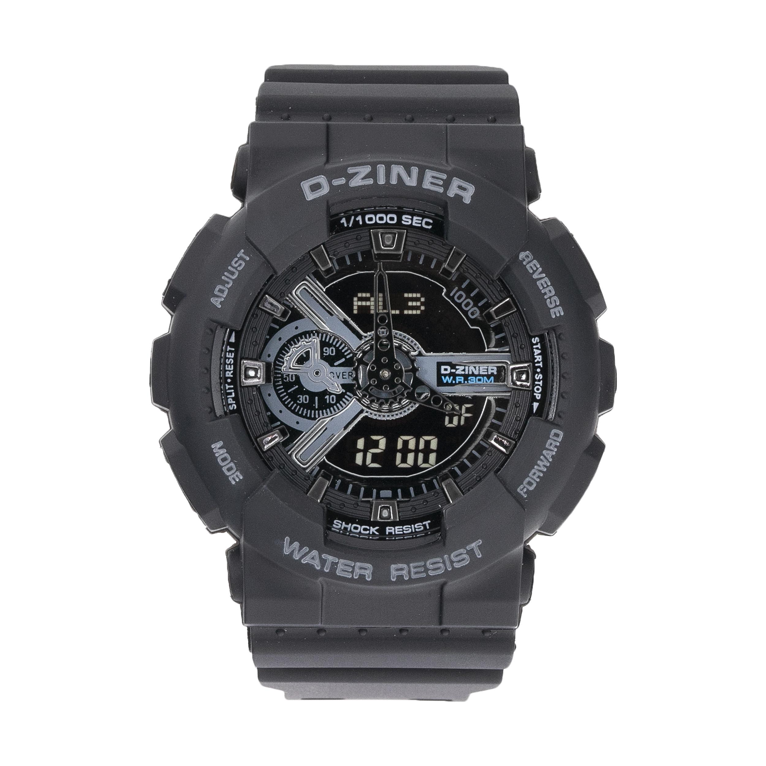 ساعت مچی عقربه ای مردانه دیزاینر مدل D-Z7014 25