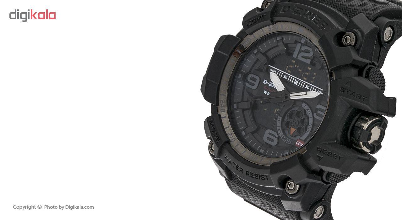 ساعت  دیزاینر مدل D-Z7045