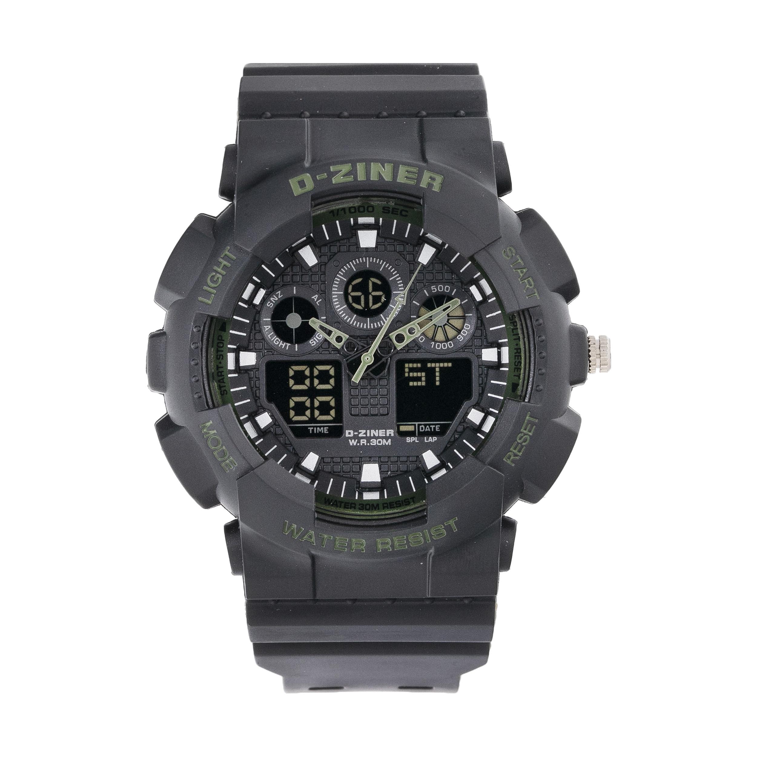 ساعت مچی عقربه ای مردانه دیزاینر مدل D-Z7058 20