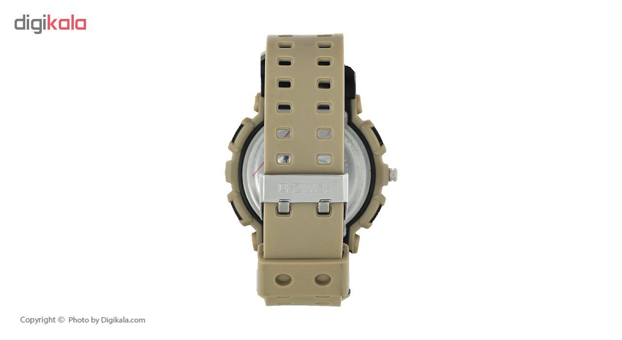 کد تخفیف                                      ساعت مچی عقربه ای مردانه دیزاینر مدل D-Z7052