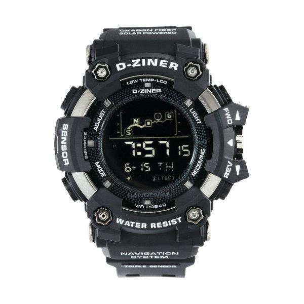 ساعت مچی دیجیتال مردانه دیزاینر مدل D-Z7031 14