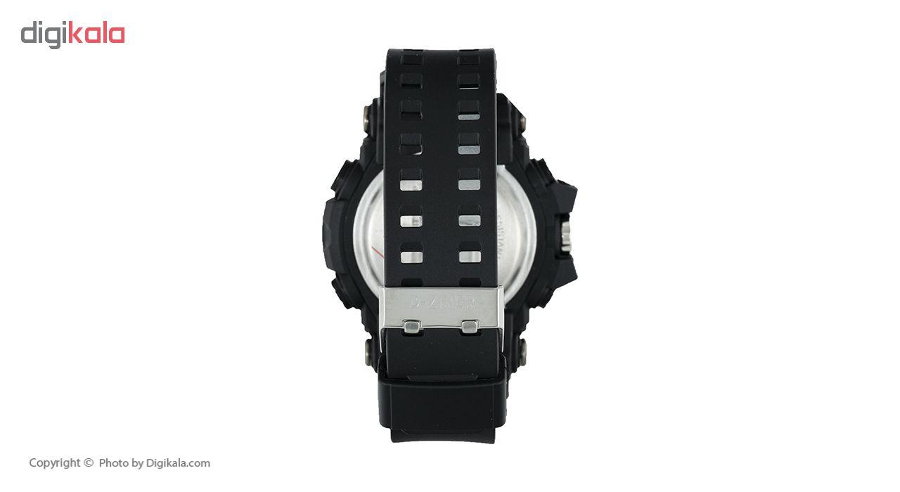 ساعت مچی دیجیتال مردانه دیزاینر مدل D-Z7031